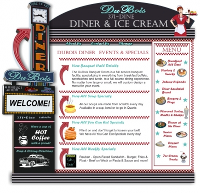 The DuBois Diner