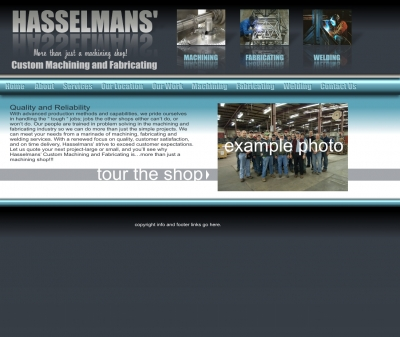 Hasselman's Custom Machining
