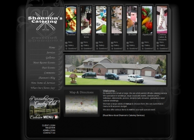Shannon's Catering