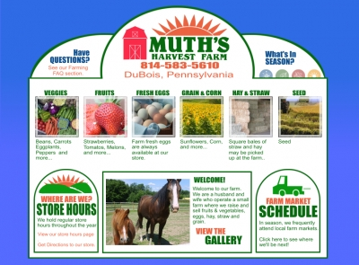 Muth's Harvest Farm